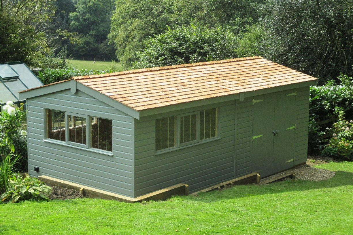 Why Are We So Proud Of Our Garden Sheds?